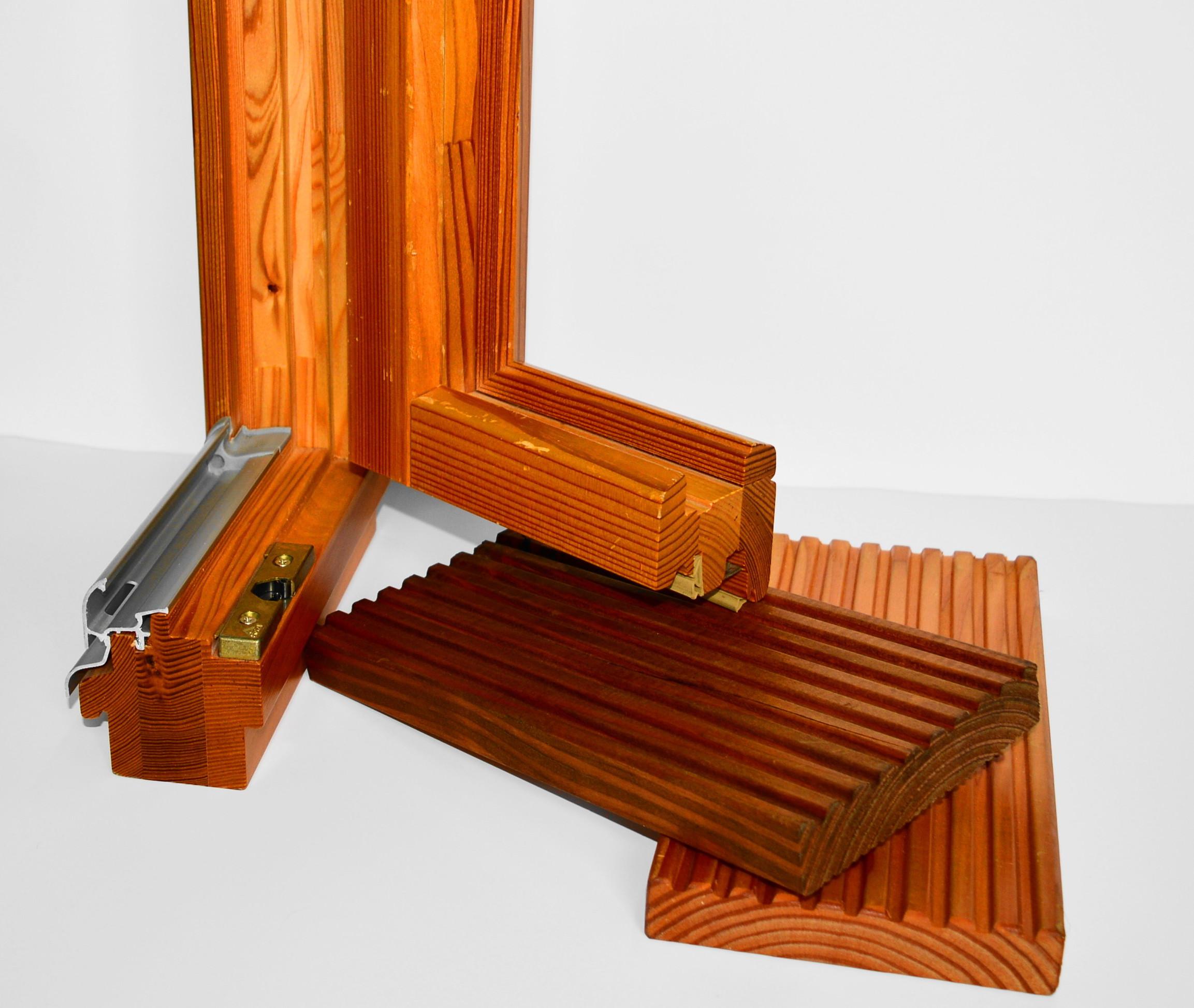 Обработка массивной древесины